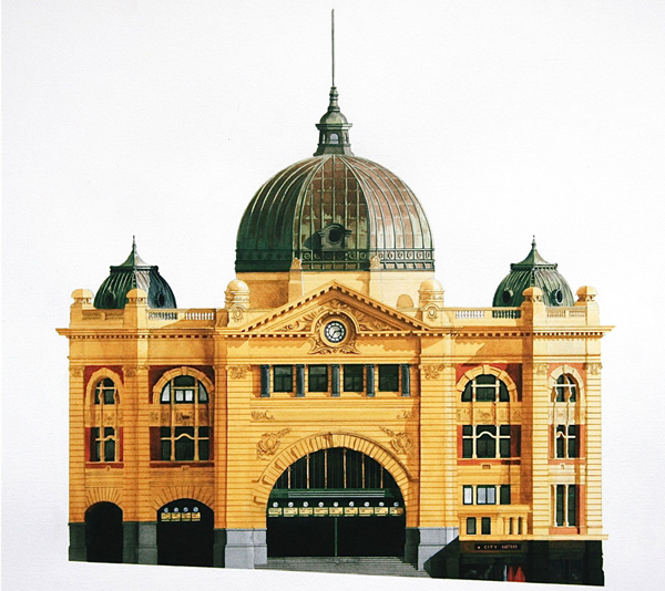 Support Flinders Street Project