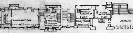 Refreshment Room on Platform 1 - 1930 floor plan.jpg